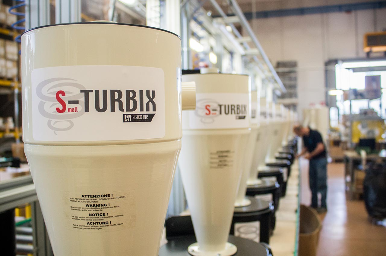 turbix sistem air
