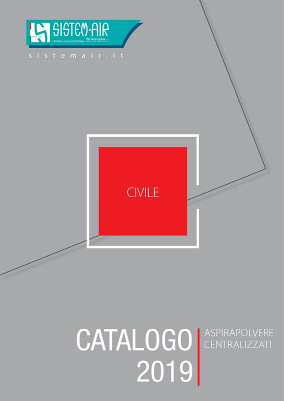 Catalogo Civile 2019 Sistem Air