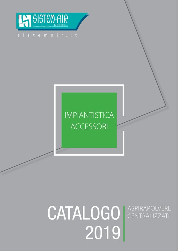 Catalogo Impiantistica Accessori 2019 Sistem Air