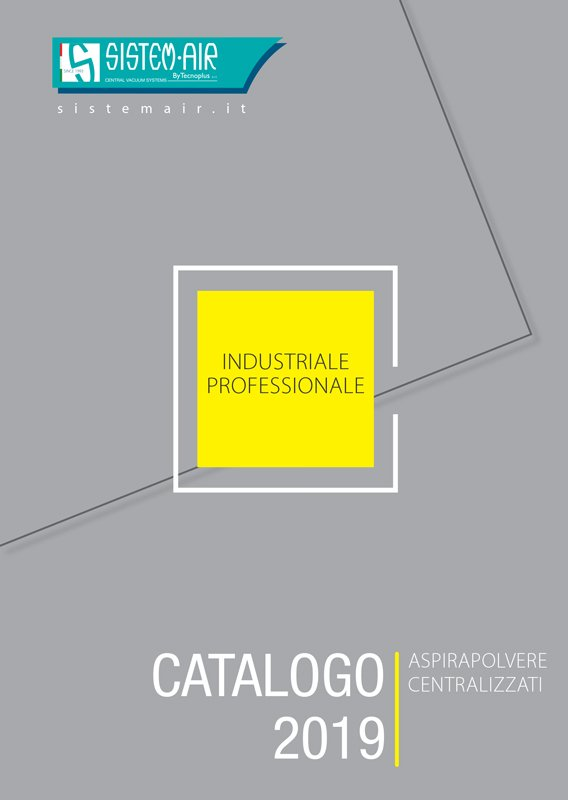 Catalogo Industriale Professionale 2019 Sistem Air