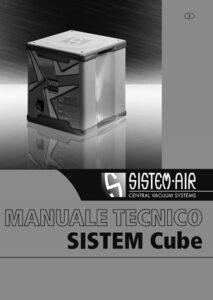 foto manuale Sistem Cube
