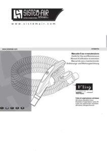 manuale Flisy 2 Sistem Air