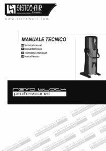 foto manuale Revo Block professional