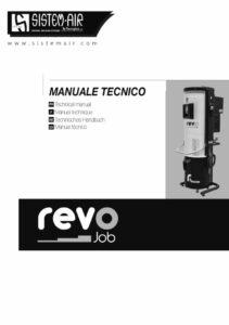 foto copertina manuale Revo Job