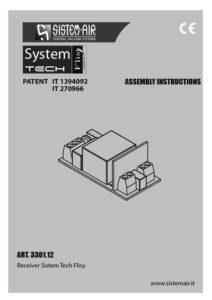 copertina manuale Sistem Tech Flisy