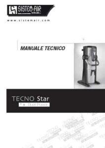 copertina manuale Tecno Star