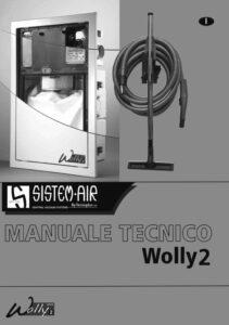 copertina manuale tecnico Wolly 2