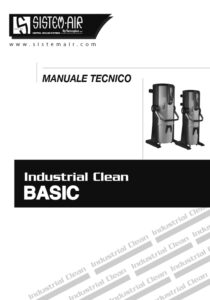 foto copertina manuale industrial clean basic